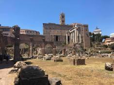 Palatine Hill & Roman Forum